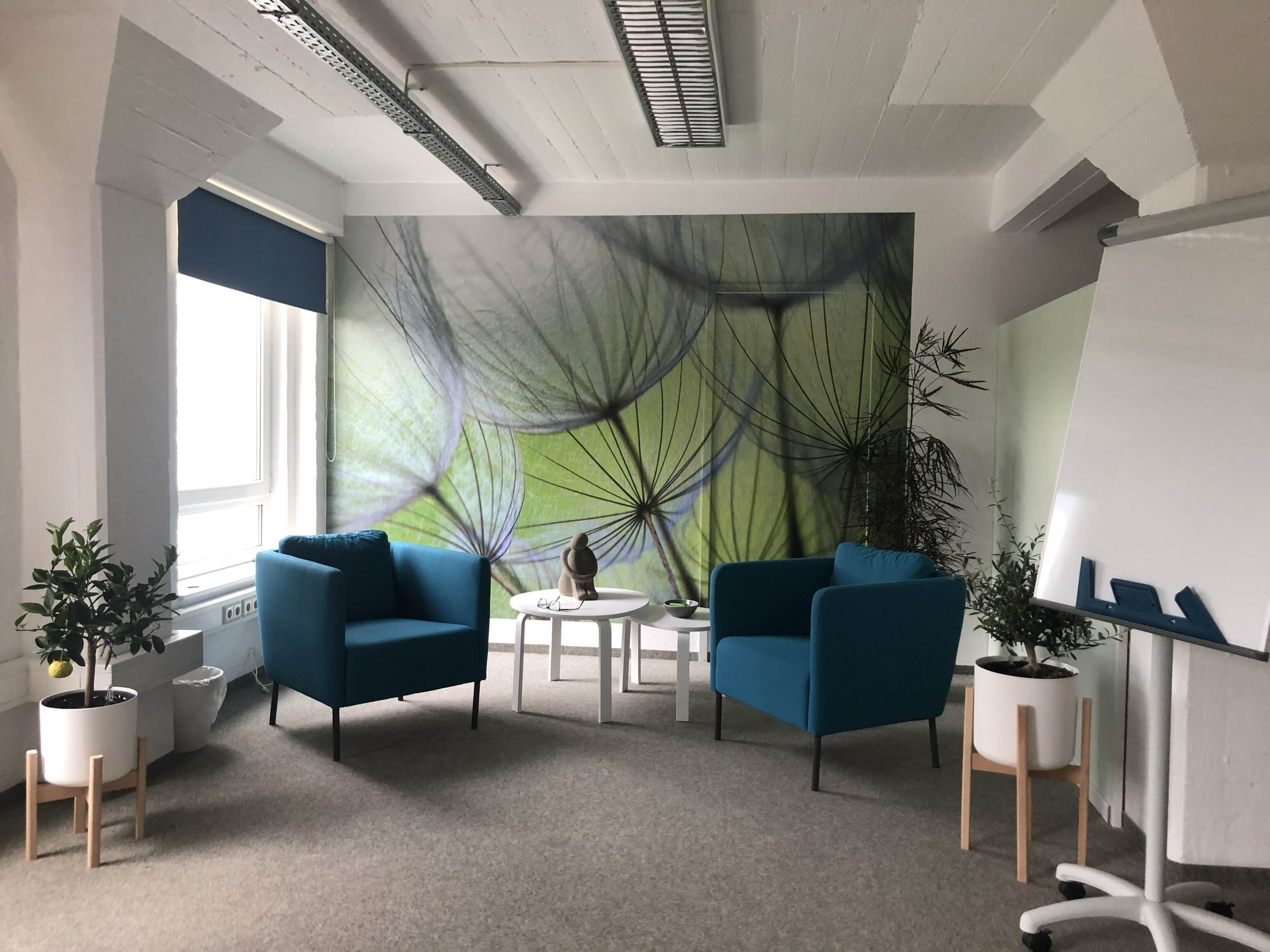 Coaching Bielefeld: Beratungsraum bei COACHING2GETHER